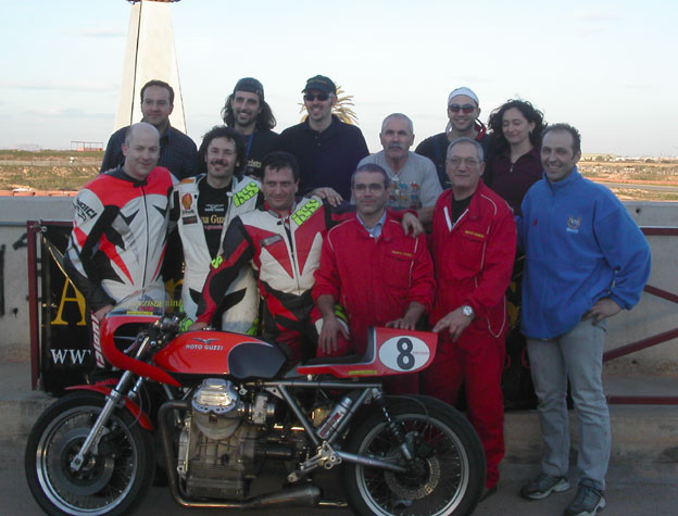 endurance cartagena 2004