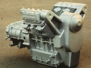 Prototipo di un quattro cilindri