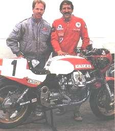 Il Dr. John con il fedele Doug Brauneck
