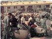 Monza, 9 settembre 1956, Piero Pomi è il primo da sinistra