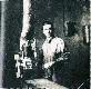 Carlo Bacchi quando lavorava in Frera
